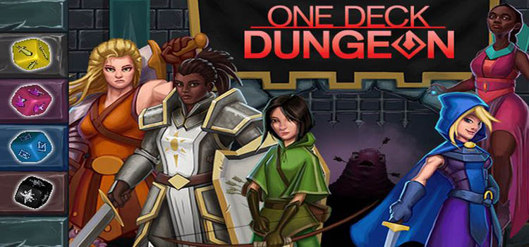 One Deck Dungeon Free Download FULL Version PC Game