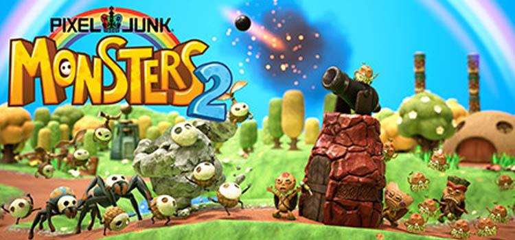 PixelJunk Monsters 2 Free Download Full Version PC Game