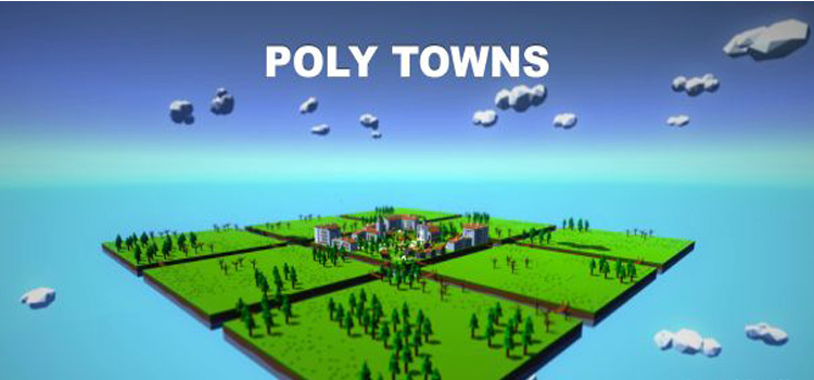 Poly Towns Free Download FULL Version Crack PC Game