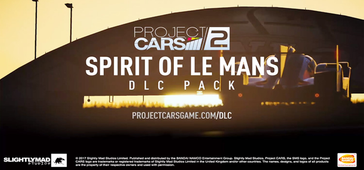 Project CARS 2 Spirit Of Le Mans Free Download PC Game
