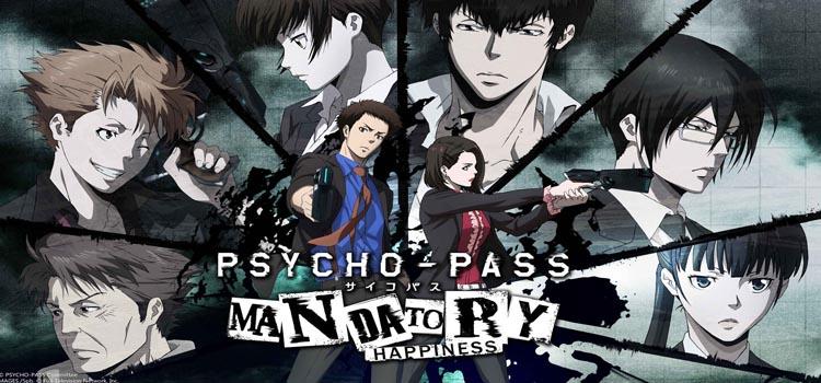 Psycho Pass Mandatory Happiness Free Download PC Game