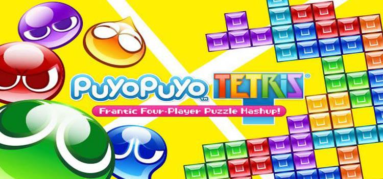 Puyo Puyo Tetris Free Download FULL Version PC Game