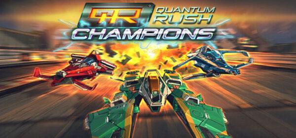 Quantum Rush Champions Free Download Full Version PC Game