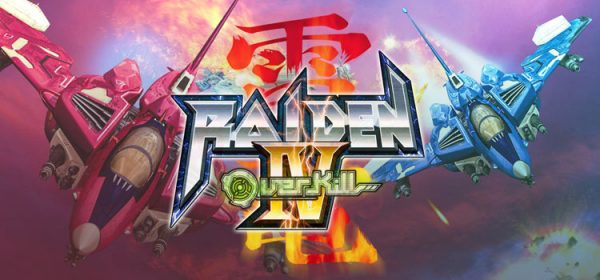 Raiden IV OverKill Free Download FULL Version PC Game