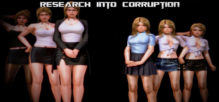 Research Into Corruption Free Download Crack PC Game