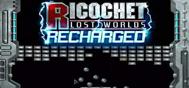 Ricochet Lost Worlds Recharged Free Download PC Game