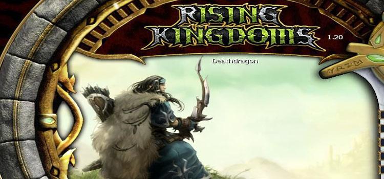 Rising Kingdoms Free Download Full Version PC Game