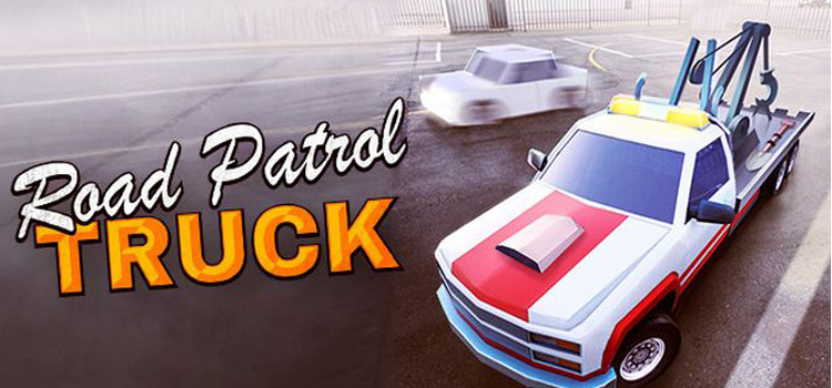Road Patrol Truck Free Download FULL Version PC Game