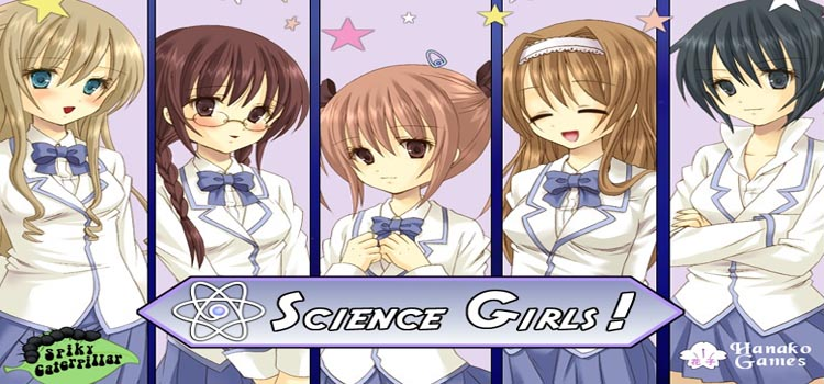 Science Girls Free Download Full Version Crack PC Game