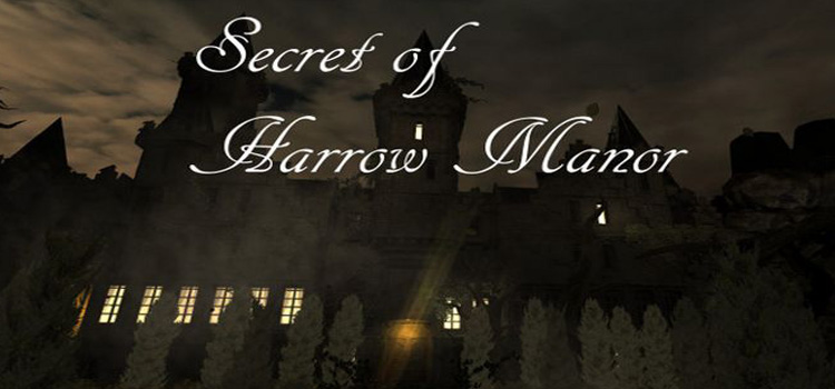 Secret Of Harrow Manor Free Download Full Version PC Game