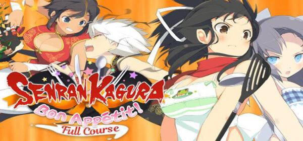 Senran Kagura Bon Appetit Full Course Free Download PC