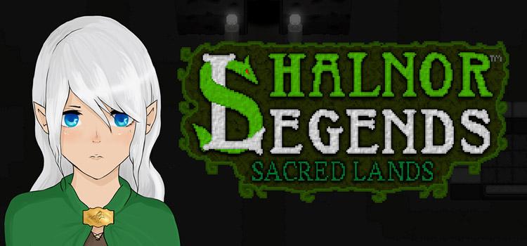 Shalnor Legends Sacred Lands Free Download Crack PC Game