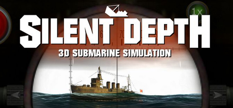Silent Depth 3D Submarine Simulation Free Download PC