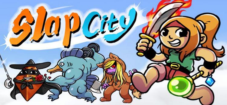 Slap City Free Download FULL Version Crack PC Game