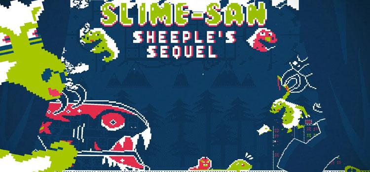 Slime San Sheeples Sequel Free Download Crack PC Game