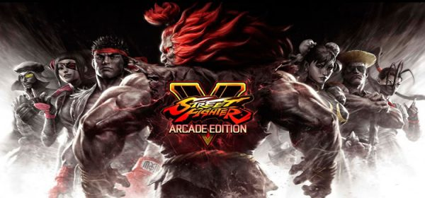 Street Fighter 5 Arcade Edition Free Download PC Game