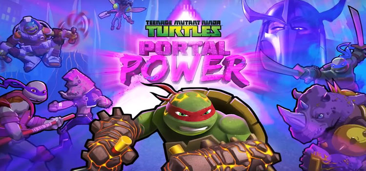 TMNT Portal Power Free Download FULL Version PC Game