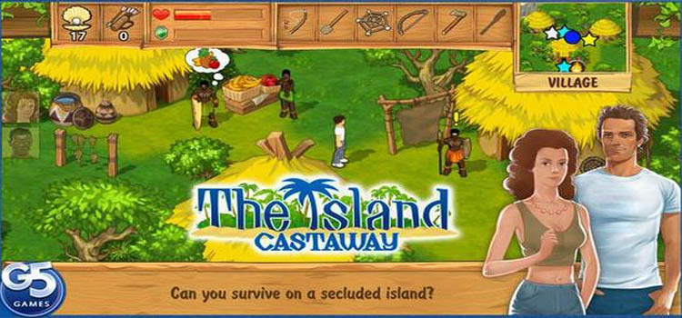 The Island Castaway Free Download Full Version PC Game