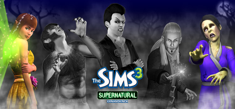 The Sims 3 Supernatural Free Download - PC Games