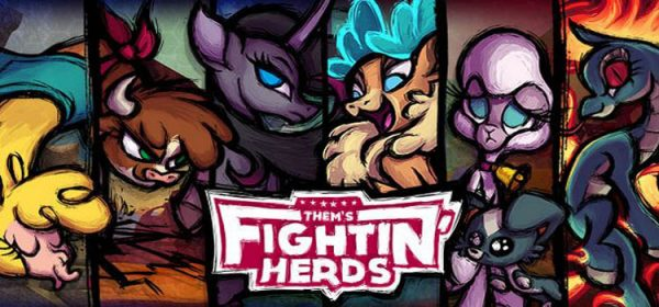 Thems Fightin Herds Free Download Full Version PC Game
