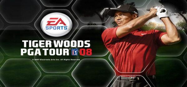 Tiger Woods PGA Tour 08 Free Download Crack PC Game