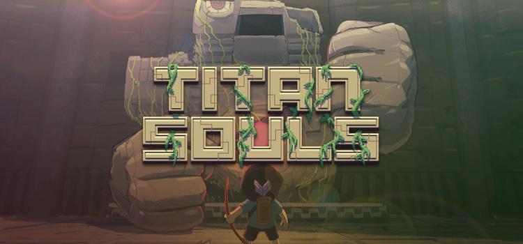 Titan Souls Free Download Full Version Crack PC Game