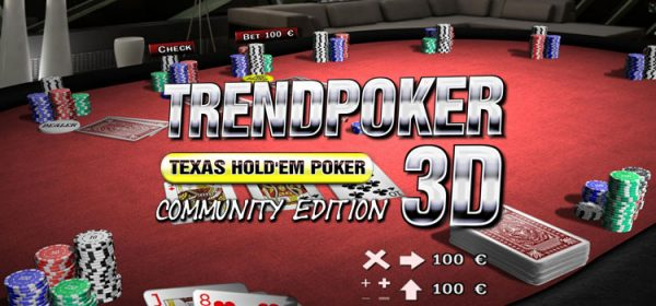 Trendpoker 3D Community Edition Free Download Full PC Game
