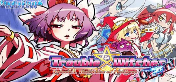 Trouble Witches Origin Episode 1 Free Download PC Game