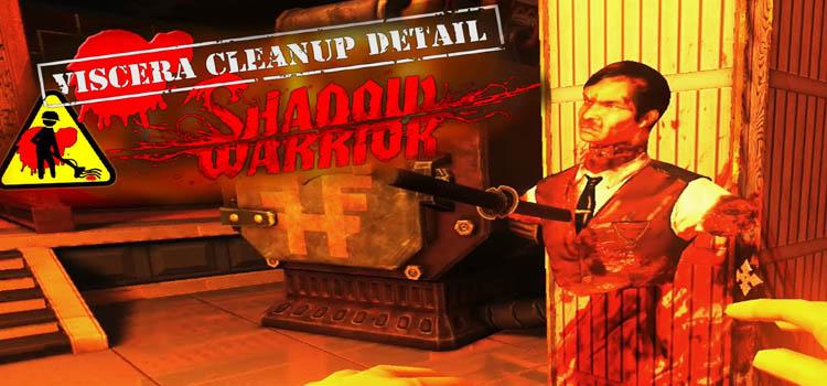 Viscera Cleanup Detail Shadow Warrior Free Download PC