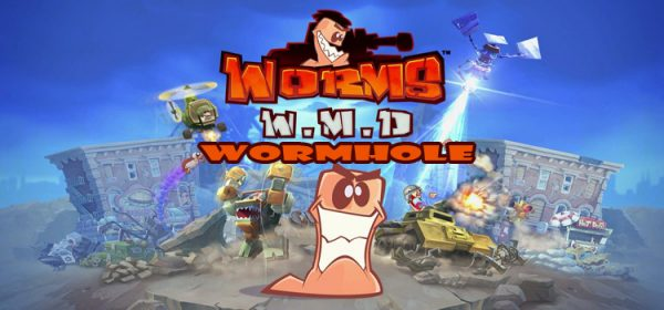 Worms WMD Wormhole Free Download FULL Version PC Game