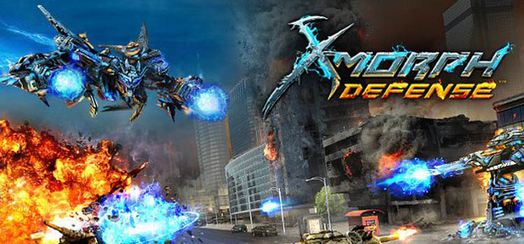 X Morph Defense Survival Of The Fittest Free Download PC