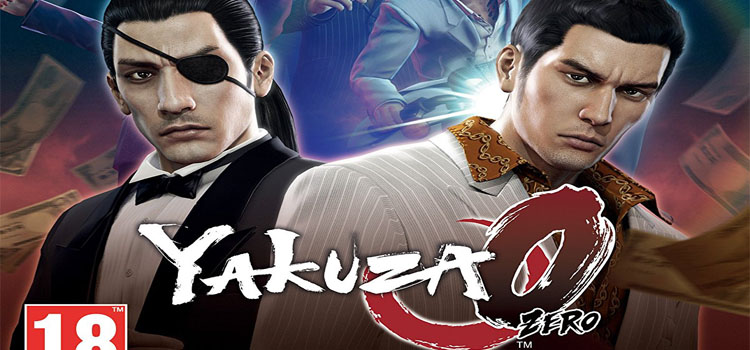 Yakuza 0 Free Download FULL Version Crack PC Game