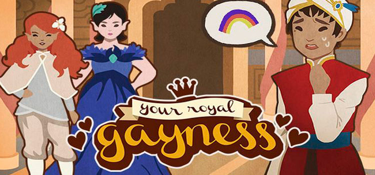 Your Royal Gayness Free Download FULL Version PC Game