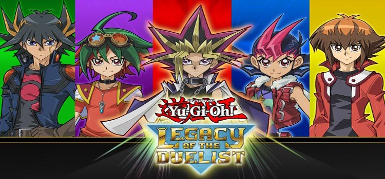 Yu Gi Oh Legacy Of The Duelist Free Download PC Game