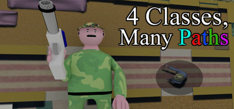 4 Classes Many Paths Free Download Full Version PC Game