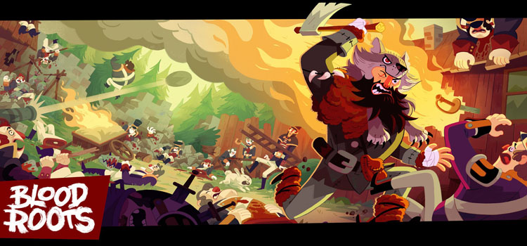 Bloodroots Free Download FULL Version Crack PC Game