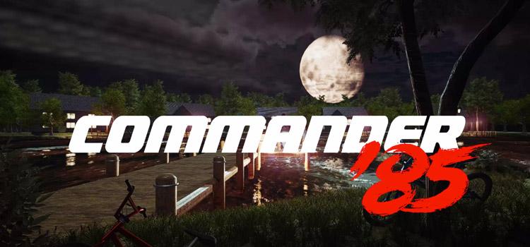 Commander 85 Free Download FULL Version Crack PC Game
