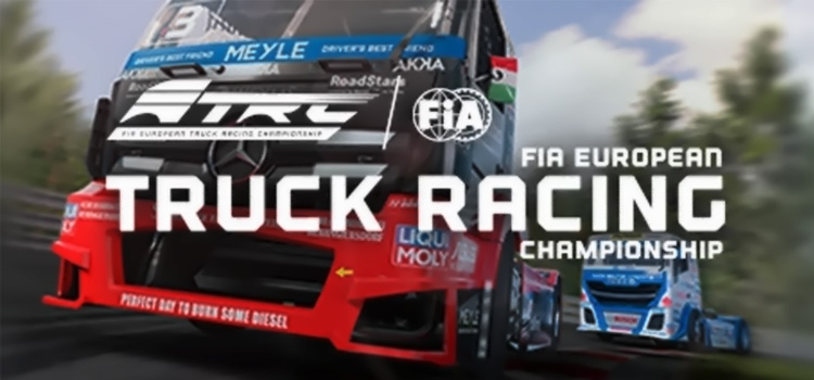 FIA European Truck Racing Championship Free Download PC