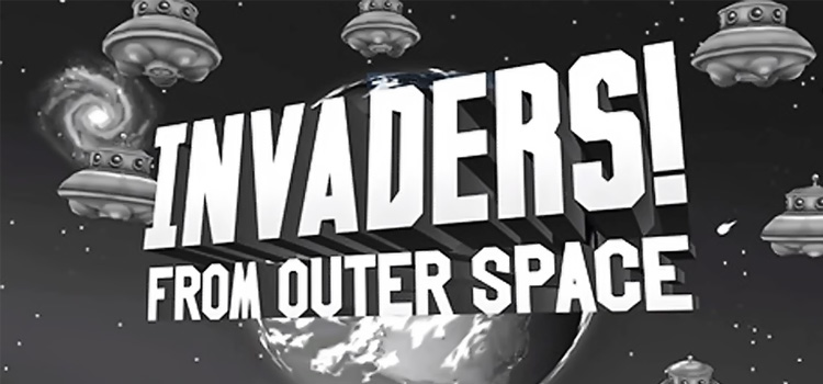 Invaders From Outer Space Free Download Crack PC Game
