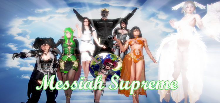 Messiah Supreme Free Download Full Version Crack PC Game