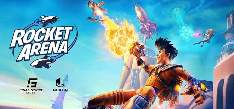 Rocket Arena Free Download FULL Version Crack PC Game