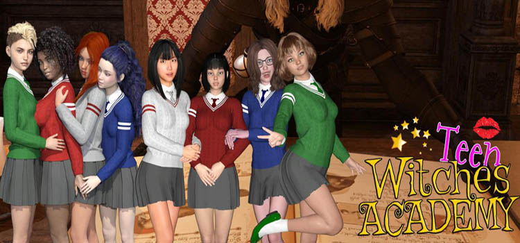 Teen Witches Academy Free Download Full Version PC Game
