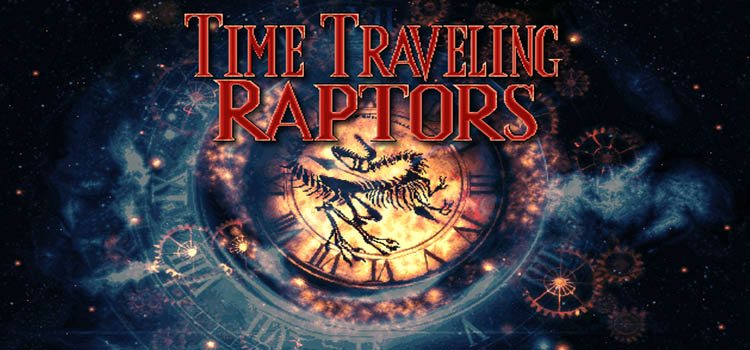 Time Traveling Raptors Free Download Full Version PC Game