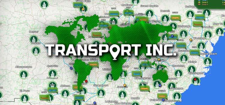 Transport INC Free Download Full Version Crack PC Game