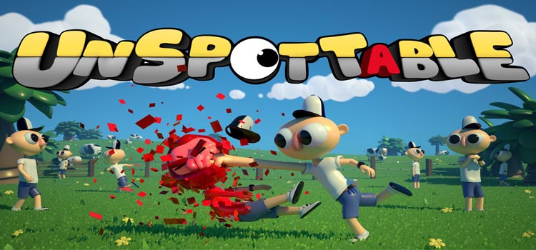 Unspottable Free Download FULL Version Crack PC Game