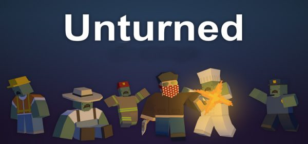 Unturned Free Download FULL Version Crack PC Game