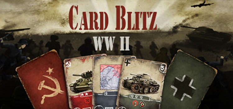 Card Blitz WWII Free Download FULL Version PC Game