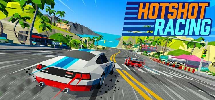 Hotshot Racing Free Download FULL Version Crack PC Game