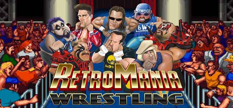 RetroMania Wrestling Free Download FULL Version PC Game