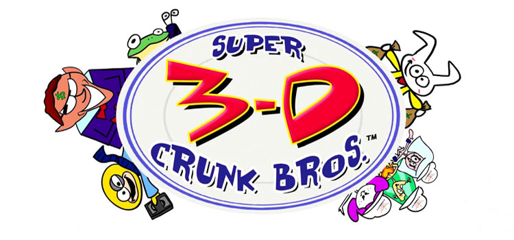 Super 3-D Crunk Bros Free Download FULL Version PC Game